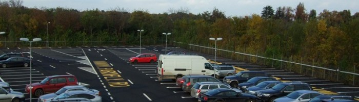 Google Maps iti gaseste loc de parcare