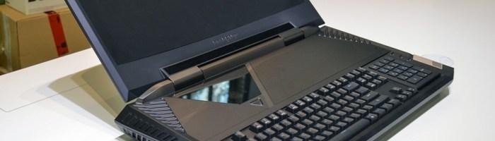 Acer Predator 21X – notebook cu ecran curbat, tastatura mecanica si 4 SSD-uri