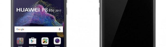 Huawei relanseaza P8 Lite (2017) cu mici imbunatatiri