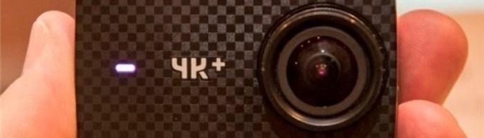 Xiaomi Yi - camera de actiune cu filmare 4K la 60FPS