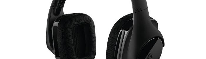 Logitech a anuntat castile wireless pentru PC G533