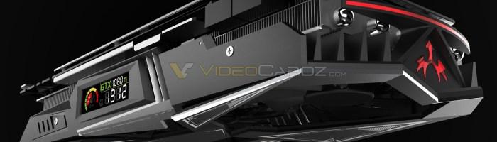 Colorful a lansat o placă video GeForce GTX 1080 Ti cu display integrat