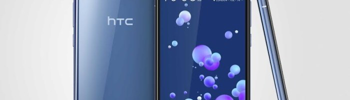 HTC U11 a fost lansat oficial