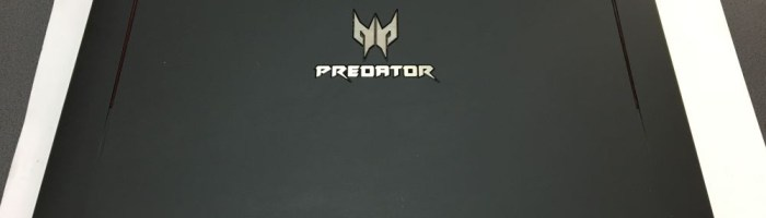 Review laptop Acer Predator 17X GX-792