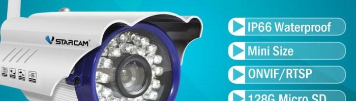 VSTARCAM C7815WIP review: camera IP de supraveghere ieftina
