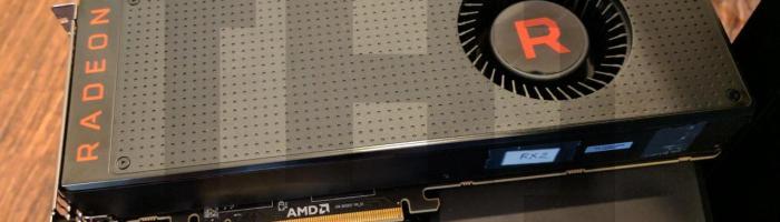 AMD RX Vega apare in imagini noi si teste