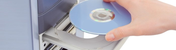 Am renuntat de tot la DVD-RW