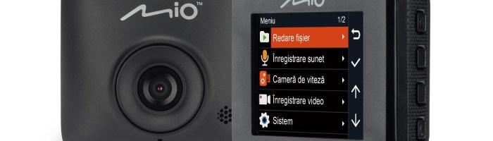 Mio MiVue C330 - camera auto ieftina