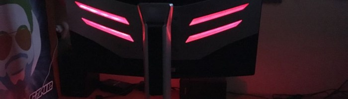 Review monitor gaming AOC AGON AG272FCX