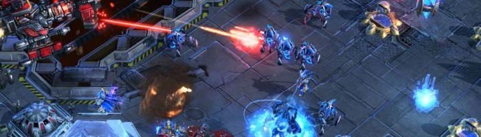 Starcraft II devine free to play