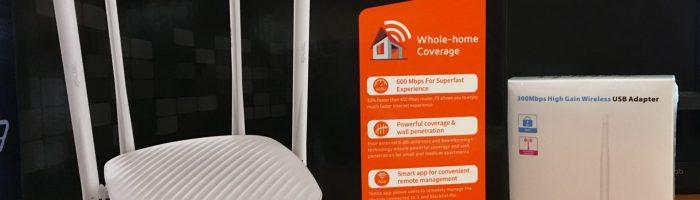 CONCURS FULGER #1 – castiga un router Tenda F9 si un adaptor Wi-Fi U1 cu doar un share