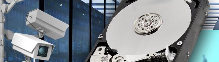 Toshiba anunță noi HDD-uri dedicate sistemelor de supraveghere