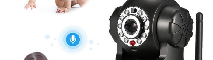 Camera de supraveghere IP Wireless la pret bun