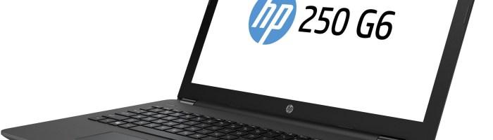 Oferta zilei – Laptop HP 250 G6 cu procesor i3 Skylake