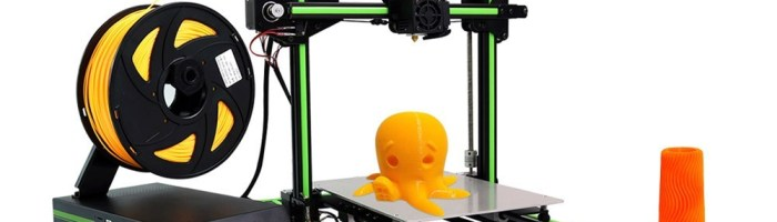 Imprimanta 3D la un pret bun
