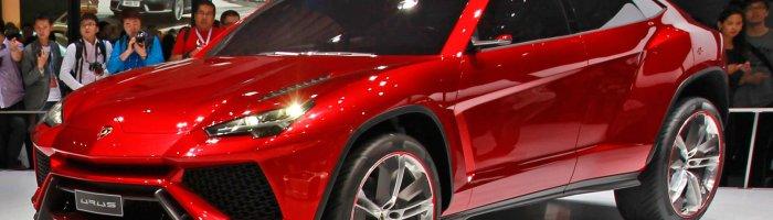 Lamborghini Urus – primul SUV al companiei