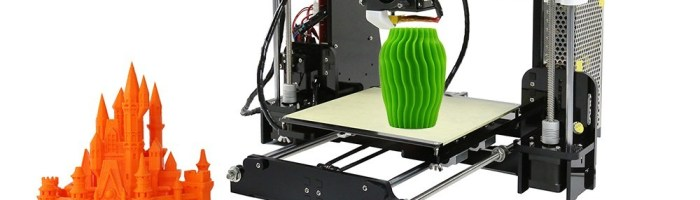 Anet A8 - imprimanta 3D la pret foarte bun