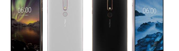 Nokia 6 2018 a fost lansat cu Snapdragon 630