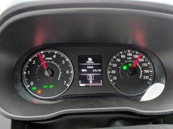 Consum Dacia Duster EDC