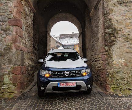 Dacia Duster 2018 EDC review