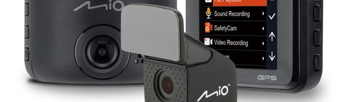 Mio a lansat MiVue C380 Dual - camera auto Full HD