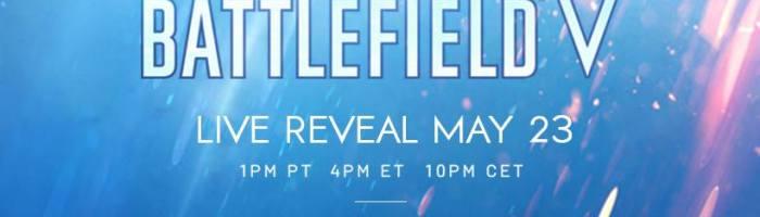 Battlefield 5 confirmat oficial – il vedem pe 23 mai
