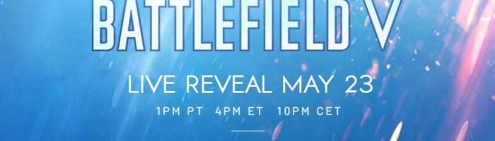 Battlefield 5 confirmat oficial - il vedem pe 23 mai
