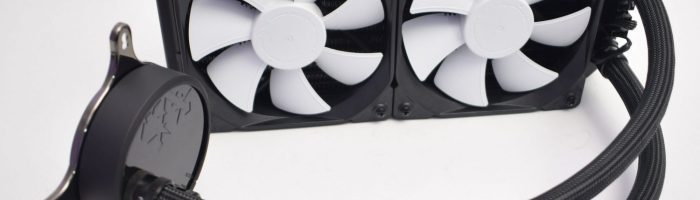 Review cooler all-in-one Fractal Design Celsius S24