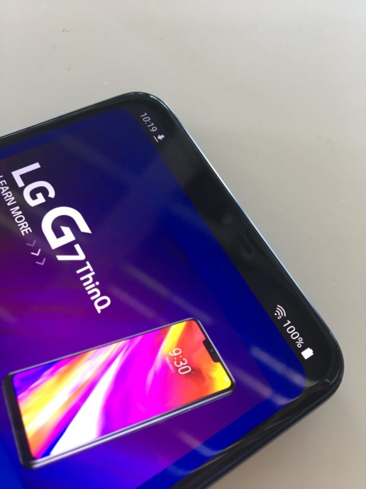 LG G7 primeste Android 9 Pie in Europa