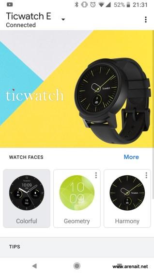 Review-Smartwatch-Ticwatch-E (15)