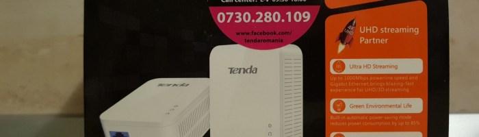 Tenda PH3 review: kit pentru internet PLC simplu si util