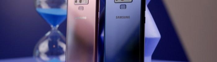 Samsung Galaxy Note 9 a fost lansat si nu aduce nimic nou