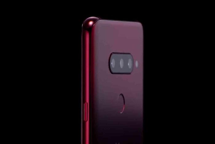Informatii oficiale despre LG V40 - 5 camere foto in total
