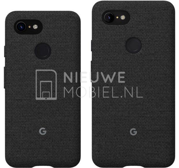 Google Pixel 3 si Pixel 3XL in imagini oficiale de presa