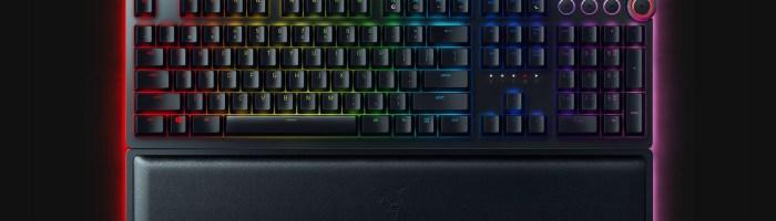 Cea mai buna tastatura pe care am avut ocazia sa o testez - Razer HUNTSMAN ELITE