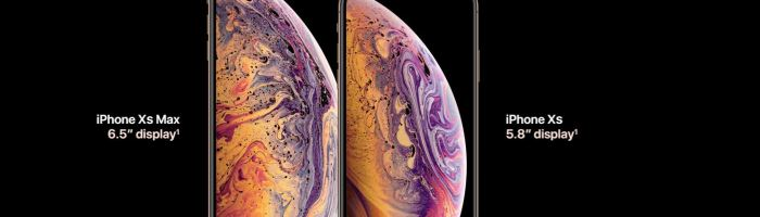 Apple iPhone Xs, Max si Xr: pret in Romania, precomanda la QuickMobile