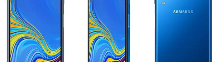 Samsung Galaxy A7 a fost lansat oficial si are 3 camere foto