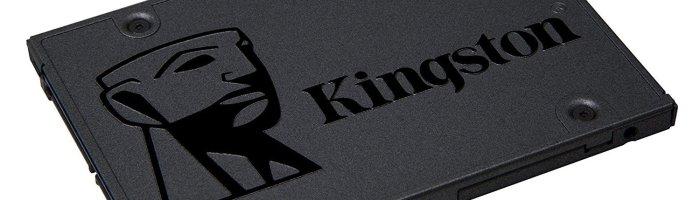 Oferta zilei: SSD Kingston A400, 240 GB la 195 lei