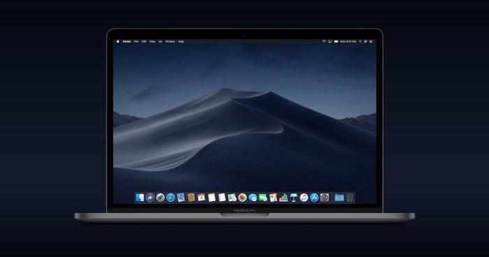 macOS Mojave este disponibil pentru download