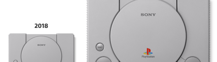 Sony va lansa in decembrie un PlayStation Classic