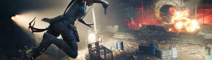 Shadow Of The Tomb Raider – pret foarte bun la SCDKEY