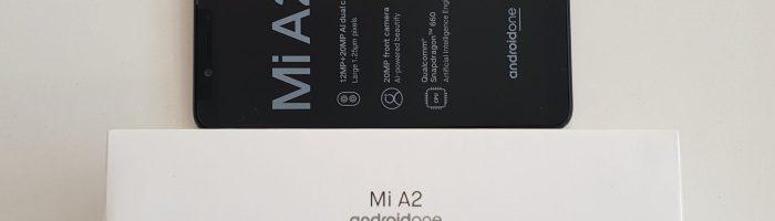 Probleme pentru Xiaomi Mi A2?