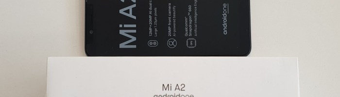 Xiaomi Mi A2 in vizita: intrebari si curiozitati?