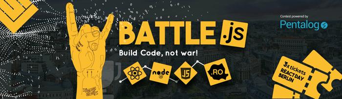 """SkillValue lanseaza competitia de coding """"Battle.JS"""", in parteneriat cu Pentalog (P)"""