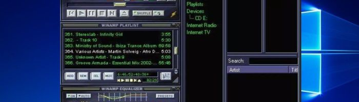 Winamp revine in 2019