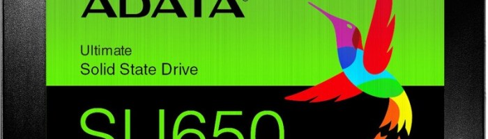 Oferta zilei: SSD ADATA SU650 120GB la doar 100 lei la PC Garage