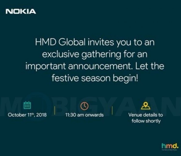 HMD (Nokia) are un eveniment important pe 11 octombrie
