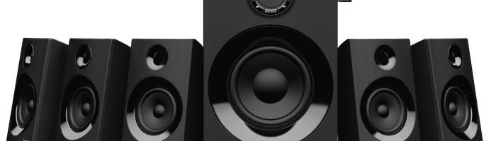 Logitech a lansat Z607 - sistem 5.1 cu Bluetooth