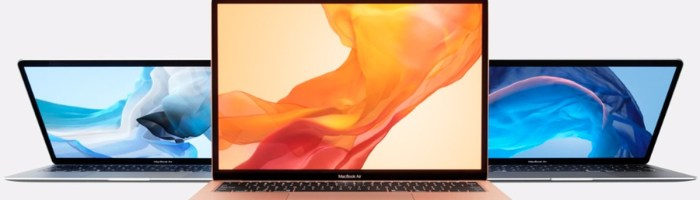 Apple a lansat un nou MacBook Air cu ecran Retina