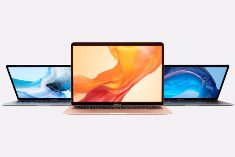 Apple a lansat un nou MacBook Air cu ecran Retina